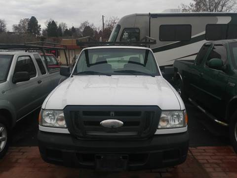 2006 Ford Ranger for sale at Marvelous Motors in Garden City ID