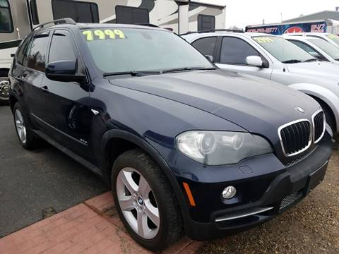 2008 BMW X5 for sale at Marvelous Motors in Garden City ID
