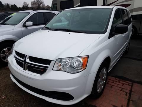 2016 Dodge Grand Caravan for sale at Marvelous Motors in Garden City ID