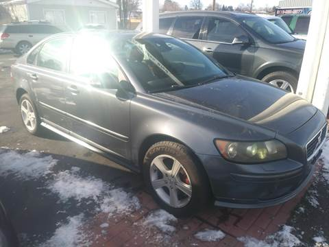 2007 Volvo S40 for sale at Marvelous Motors in Garden City ID