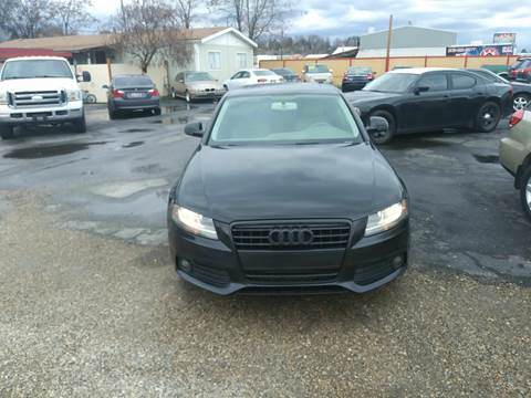 2009 Audi A4 for sale at Marvelous Motors in Garden City ID