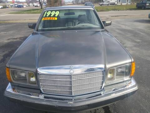 1984 Mercedes-Benz 300-Class for sale at Marvelous Motors in Garden City ID