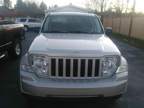2008 Jeep Liberty for sale at Marvelous Motors in Garden City ID