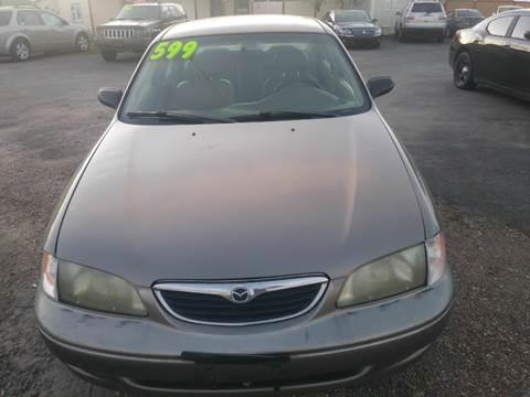 1999 Mazda 626 for sale at Marvelous Motors in Garden City ID