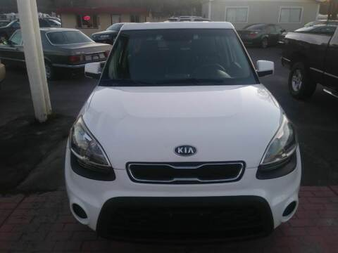 2012 Kia Soul for sale at Marvelous Motors in Garden City ID