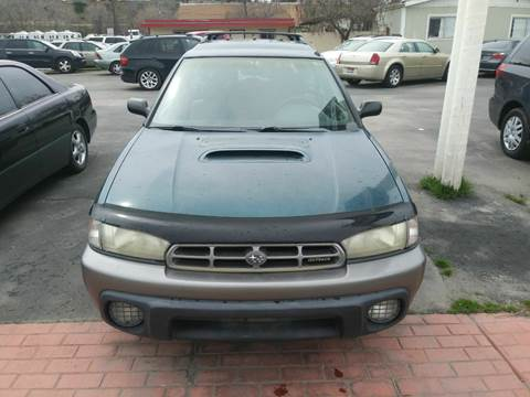 1999 Subaru Legacy for sale at Marvelous Motors in Garden City ID