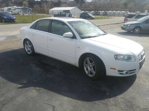 2006 Audi A4 for sale at Marvelous Motors in Garden City ID