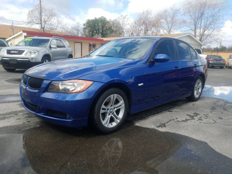2008 BMW 3 Series for sale at Marvelous Motors in Garden City ID