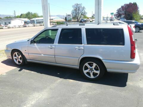 1998 Volvo V70 for sale at Marvelous Motors in Garden City ID