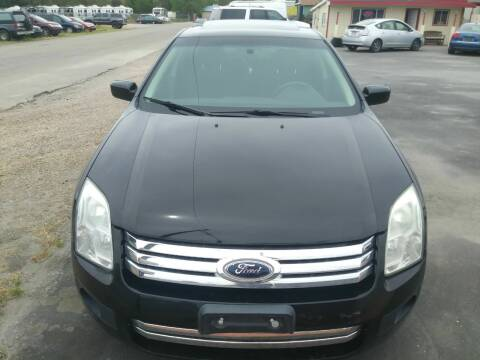 2008 Ford Fusion for sale at Marvelous Motors in Garden City ID