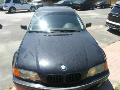 2001 BMW 3 Series for sale at Marvelous Motors in Garden City ID