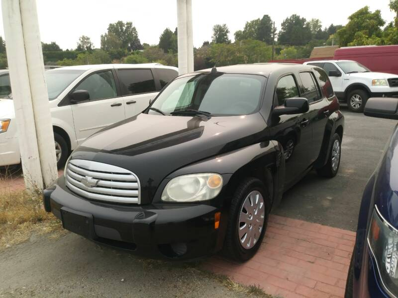2010 Chevrolet HHR for sale at Marvelous Motors in Garden City ID