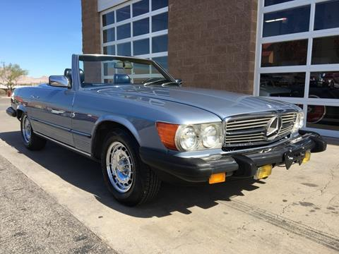 1985 Mercedes-Benz 380-Class for sale in Henderson, NV