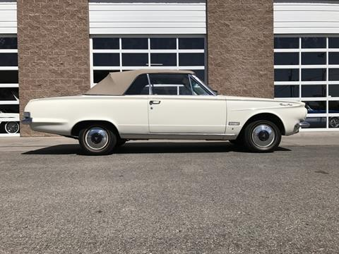 1963 Plymouth Valiant for sale in Henderson, NV