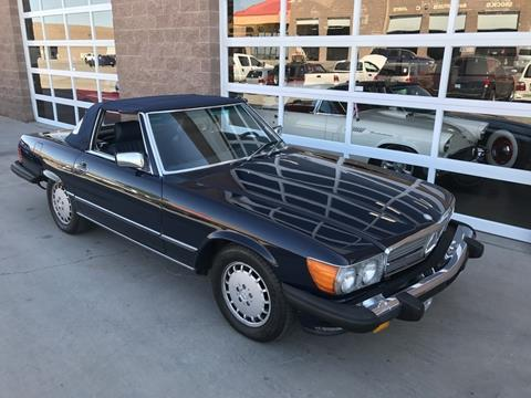 1988 Mercedes-Benz 560-Class for sale in Henderson, NV