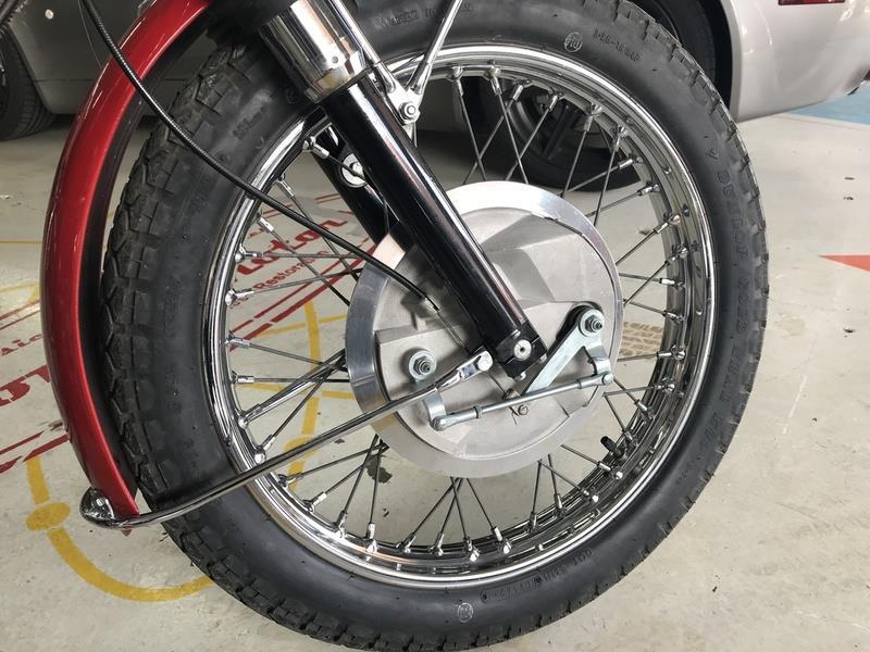 1970 Triumph T120R BONNEVILLE 8