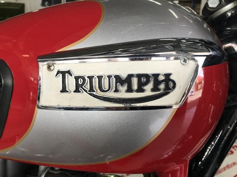 1970 Triumph T120R BONNEVILLE 5