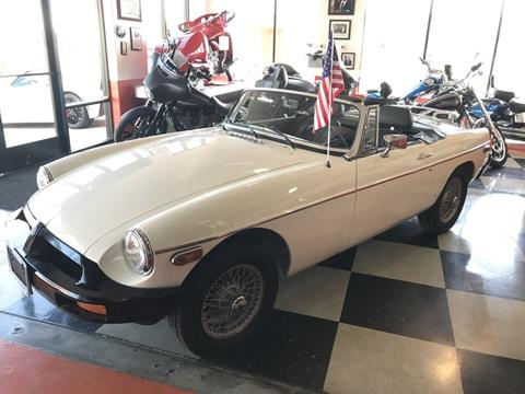 1979 MG MGB for sale in Henderson, NV