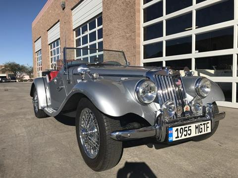 1955 MG TF-1500 for sale in Henderson, NV