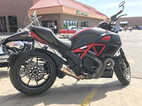 2012 Ducati DIAVEL CARBON for sale in Henderson, NV