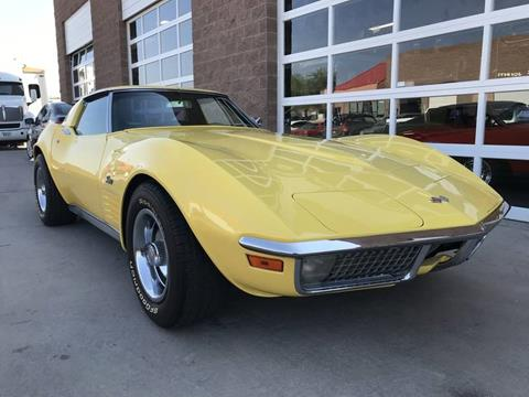 1970 Corvette For Sale >> 1970 Chevrolet Corvette For Sale In Henderson Nv