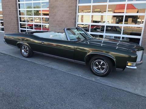 1971 Pontiac GRANDVILLE CONVERTIBLE for sale in Henderson, NV