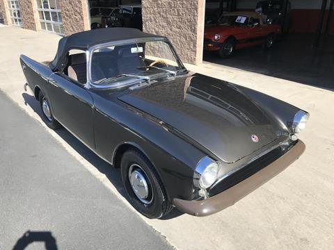 1962 Sunbeam Alpine Restomod