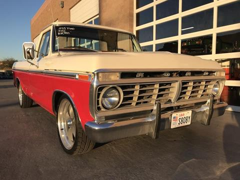 1975 Ford F-150 for sale in Henderson, NV