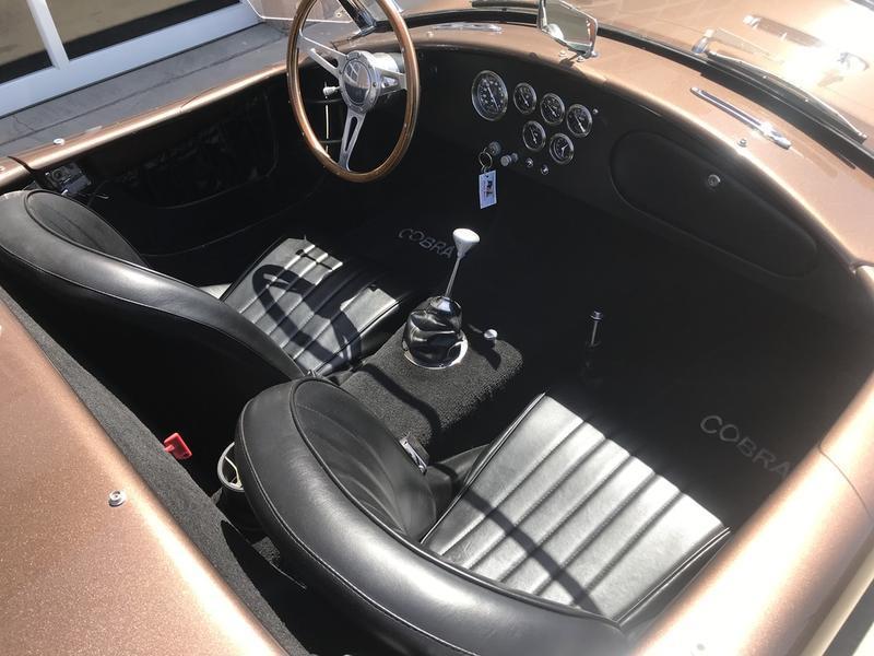 1965 Shelby A/C Cobra Replica 11