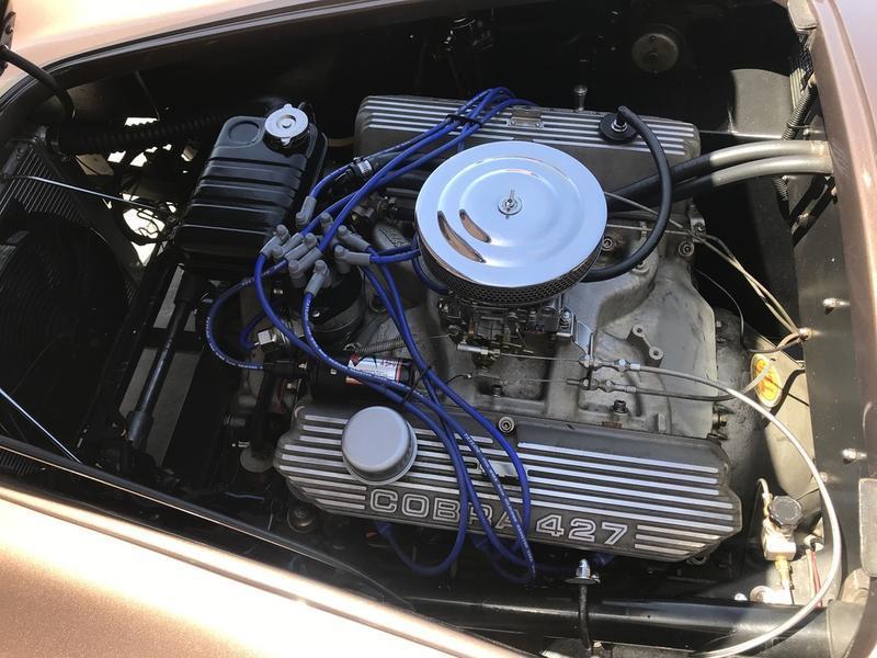 1965 Shelby A/C Cobra Replica 14