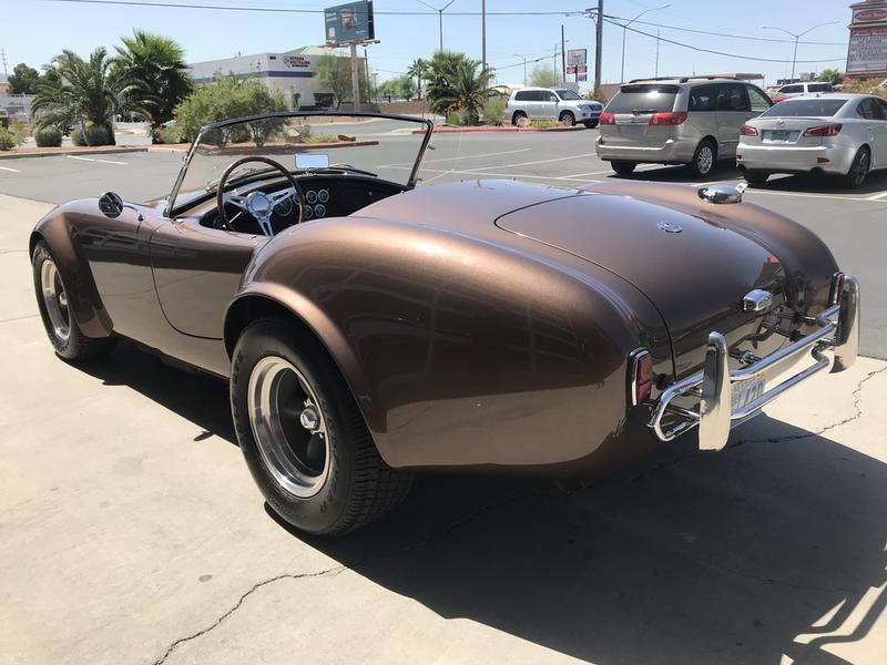 1965 Shelby A/C Cobra Replica 7