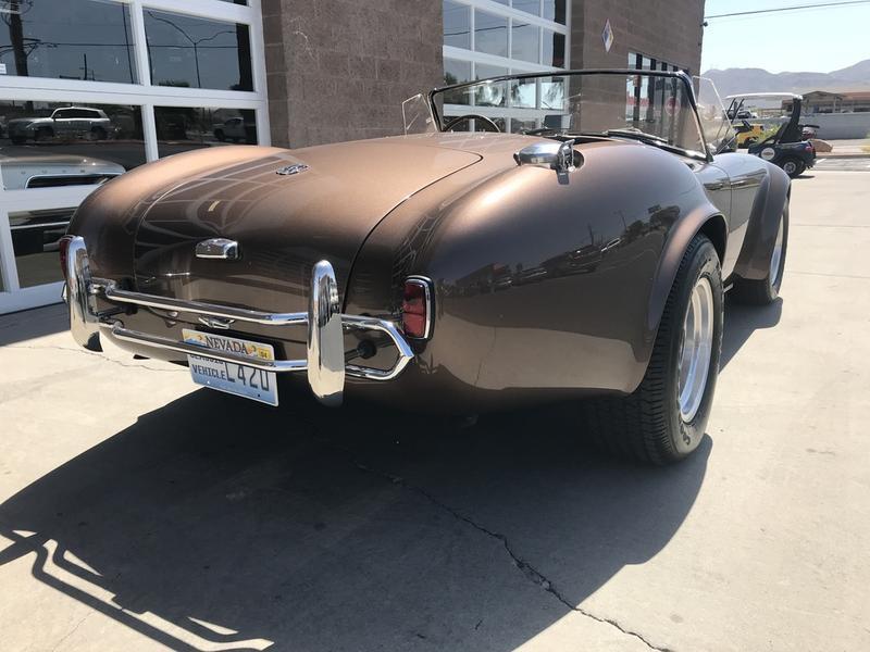 1965 Shelby A/C Cobra Replica 9