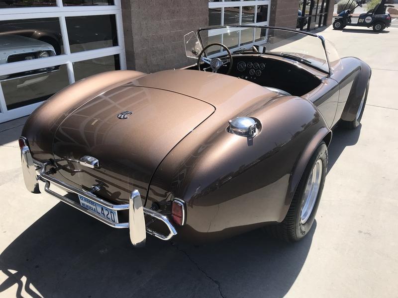 1965 Shelby A/C Cobra Replica 8