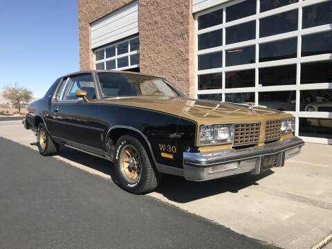 1980 Oldsmobile Cutlass Calais 4-4-2 for sale at Atomic Motors in Henderson NV