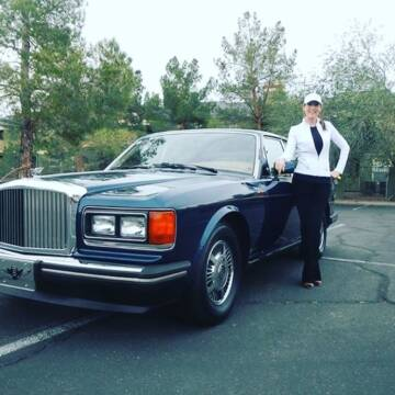 1988 Bentley Mulsanne for sale at Atomic Motors in Henderson NV