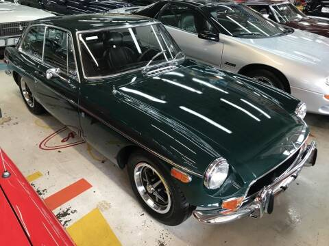 1972 MG MGB-GT for sale at Atomic Motors in Henderson NV