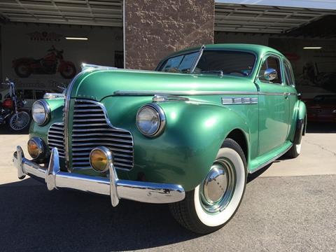 1940 Buick Roadmaster for sale in Henderson, NV
