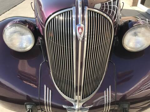 1938 Plymouth Deluxe