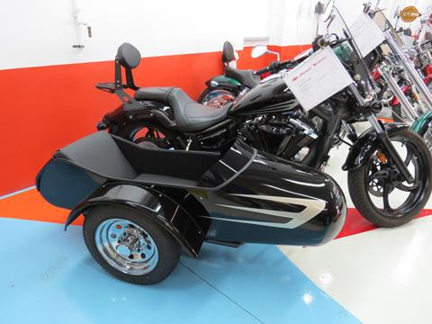 2011 Yamaha XVS 1300 w/ Sidecar for sale in Henderson, NV