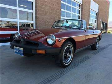 1977 MG B for sale in Henderson, NV