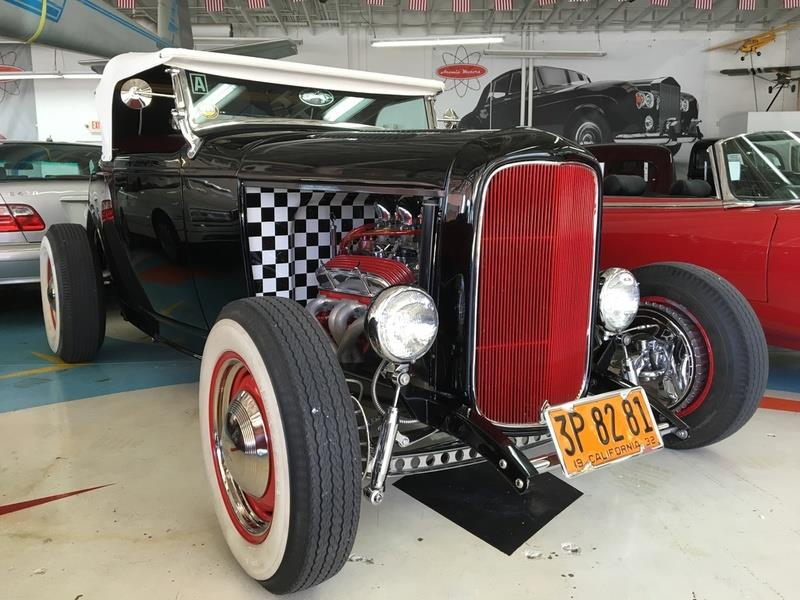 1932 Ford ALL STEEL BODY BY ROD BODS For Sale | All Collector Cars