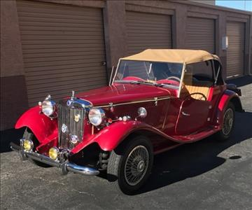 1952 MG TD for sale in Henderson, NV