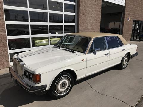 1987 Rolls-Royce Silver Spur for sale in Henderson, NV