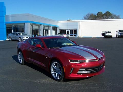 Chevrolet Camaro For Sale In Alabama Carsforsale Com