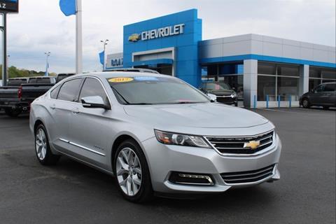 2017 Chevrolet Impala for sale in Boaz, AL