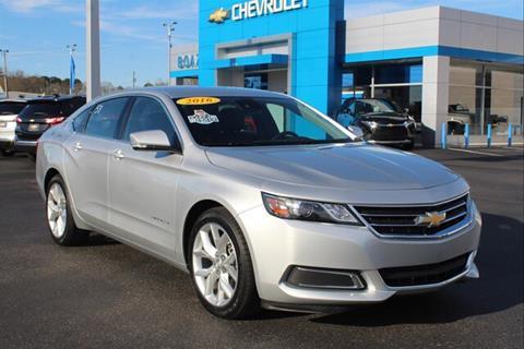 2016 Chevrolet Impala for sale in Boaz, AL