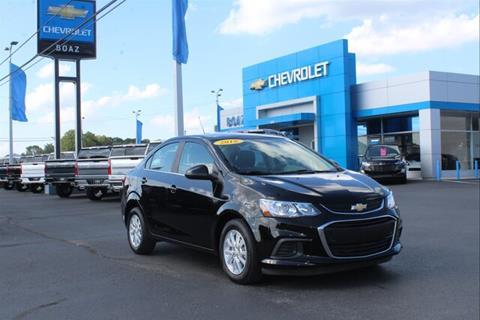 2018 Chevrolet Sonic for sale in Boaz, AL