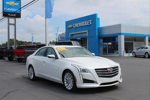 2015 Cadillac CTS for sale in Boaz, AL