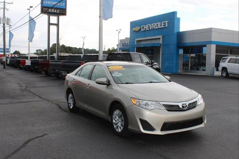 2014 Toyota Camry for sale in Boaz, AL
