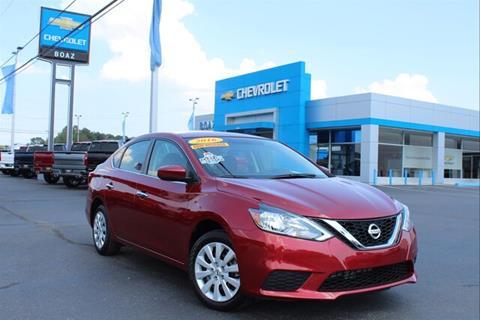 2016 Nissan Sentra for sale in Boaz, AL